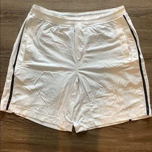 lululemon PACE BREAKER shorts